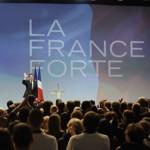 Nicolas Sarkozy à Marseille dimanche dernier.