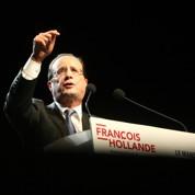 Hollande à l'heure de la confrontation