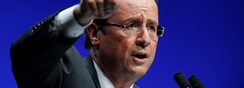 Salaires : François Hollande dénonce la «mystification» de Nicolas Sarkozy