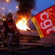 Les syndicats bloquent le site de Florange