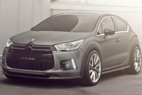 Citroën DS4 Racing Concept: place au sport