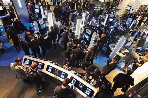 Les nouveaux smartphones débarquent à Barcelone