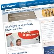 Lefigaro.fr signe un record d'audience