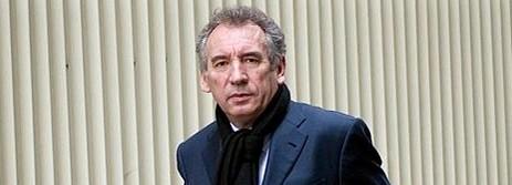 Bayrou veut un référendum sur «la moralisation de la vie publique»