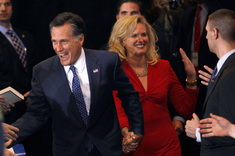 Primaire U.S. Mitt Romney a remporté mardi la primaire républicaine organisée dans l'Arizona et le Michigan, préservant son statut de favori pour affronter Barack Obama lors de la présidentielle de novembre aux Etats-Unis. Le candidat multimillionnaire a remporté 41% des suffrages contre 37% à son adversaire l'ultraconservateur Rick Santorum. Une défaite dans le Michigan, son Etat natal, aurait pu gravement handicaper M. Romney dans sa course à l'investiture républicaine.