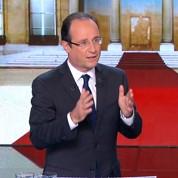 Hollande veut imposer les très riches à 75%