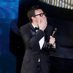 Michel Hazanavicius a rendu hommage à Bérénice Béjo.