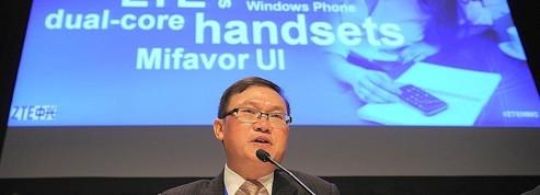 Smartphones : les fabricants chinois ambitieux pour 2012