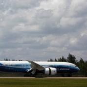Boeing : économies pour le 787 Dreamliner