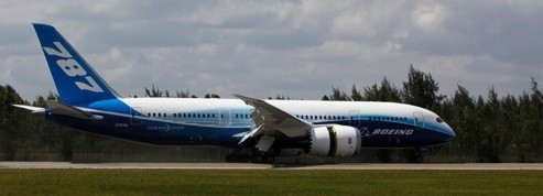 Plan d'économies pour le Boeing787 Dreamliner