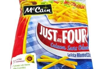 Les recettes de McCain pour doubler de taille