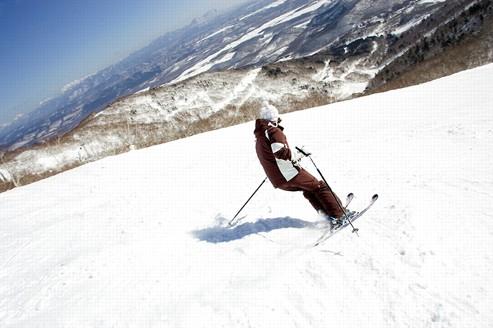 Hokkaïdo, la plus belle neige du Japon