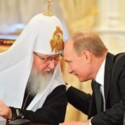 L'Église orthodoxe affiche son soutien à Poutine
