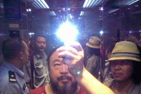 Quand les artistes regardent le phénomène Ai Weiwei