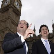 Hollande: la super-taxe expliquée aux Anglais