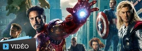 The Avengers, la réunion des super-héros
