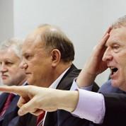 L'opposition à Poutine, tout un métier