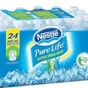 Nestlé remplace Acquarel par Pure Life