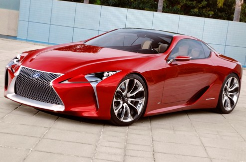 Lexus LF-SC
