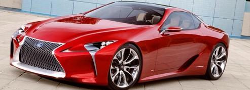 Les concept-cars sortent<br> de l'ordinaire