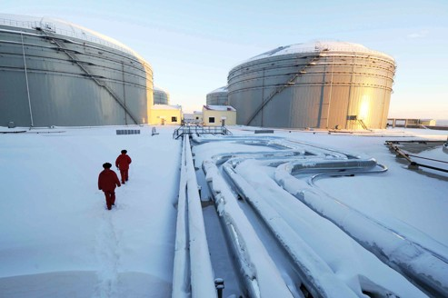 La Russie profite de la crise du pétrole iranien
