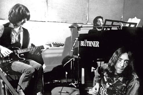 Dans Come together ,des Beatles à couteaux tirés