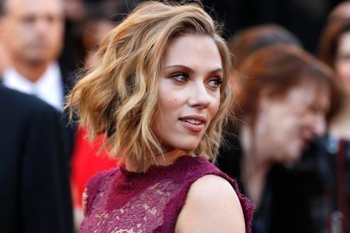 Scarlett Johansson dans le remake de Psychose