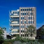 Tout récemment inauguré, le siège HQE de l'IGN etdeMétéo France.