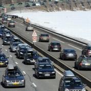 Bouchons : le trafic revient à la normale