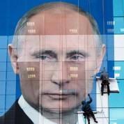 «Un simulacre d'élection en Russie»