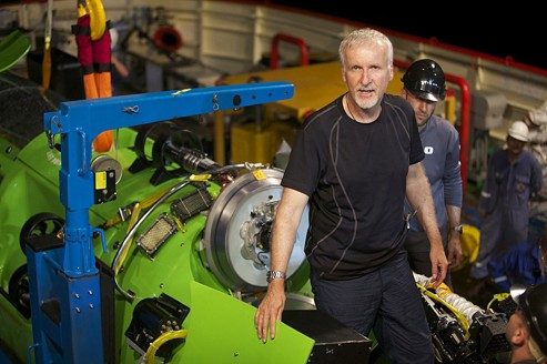 Deepsea Challenger : le osus marine de James Cameron