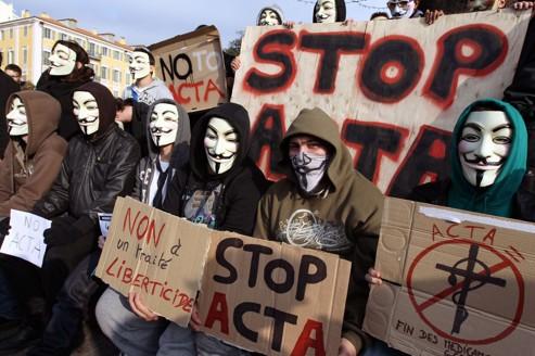 L'accord sur la contrefaçon soumis à la justice européenne