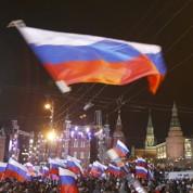Poutine élu au 1er tour de la présidentielle