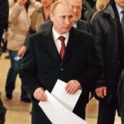 Poutine de retour au Kremlin