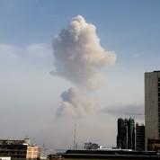 Série d'explosions à Brazzaville