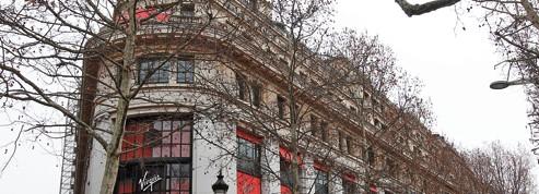 Beaucoup de candidats pour remplacer Virgin sur les Champs-Élysées