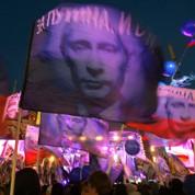 Poutine, vainqueur sans gloire d'un vote tronqué