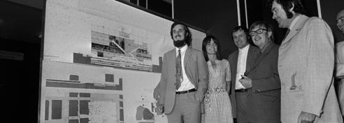 Un projet de musée d'art contemporain aux Halles