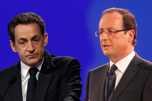 Les deux rivaux ont un lien de parenté qui date du XVIIe siècle. Crédits photo : Jean-Christophe Marmara & Sébastien Soriano / Le Figaro