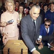 1969 : Pompidou élu avec 57,78 % des voix