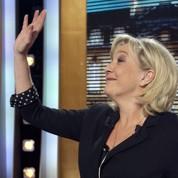 Le Pen à l'aise face aux «vraies gens»