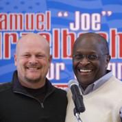 En campagne avec «Joe le plombier»