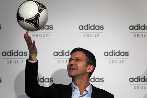 Adidas affiche sa forme olympique