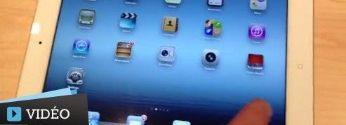 Nouvel iPad : notre première prise en main