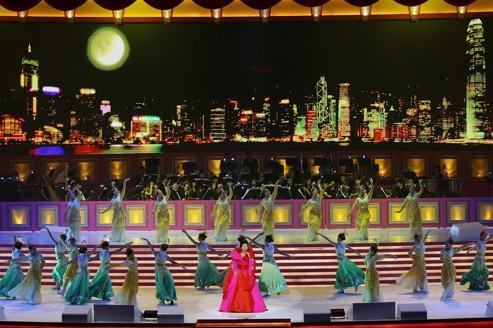 L'étonnant destin de la future première dame chinoise