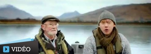 Deux stars de Harry Potter au secours du tourisme anglais