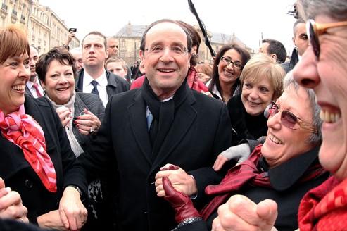 Le féminisme discret de François Hollande