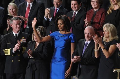 Michelle Obama fait tourner la tête des créateurs de mode