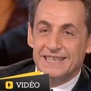 Nicolas Sarkozy : «Je dois gagner pour vous»