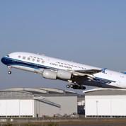 Airbus: l'Europe prête à riposter contre Pékin